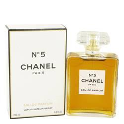 Chanel No. 5 Perfume by Chanel 6.8 oz Eau De Parfum Spray