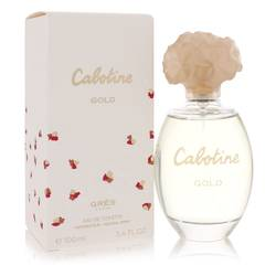 Cabotine Gold Perfume by Parfums Gres, 3.4 oz Eau De Toilette Spray for Women