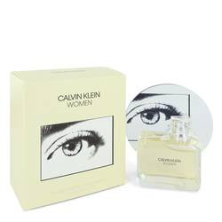 Calvin Klein Woman Perfume by Calvin Klein 3.3 oz Eau De Toilette Spray