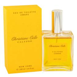 Calypso Ambre Perfume by Calypso Christiane Celle 3.4 oz Eau De Toilette Spray