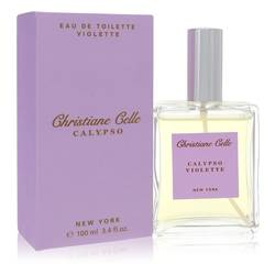 Calypso Violette Perfume by Calypso Christiane Celle 3.4 oz Eau De Toilette Spray