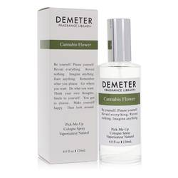 Demeter Perfume by Demeter 4 oz Cannibis Flower Cologne Spray