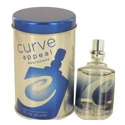Curve Appeal Cologne by Liz Claiborne 1 oz Cologne Spray