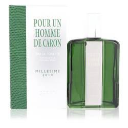 Caron Pour Homme Millesime 2014 Cologne by Caron 4.2 oz Eau De Toilette Spray
