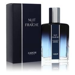 Caron Nuit Fraiche Cologne by Caron 2.5 oz Eau De Toilette Spray