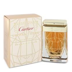 Cartier La Panthere Perfume by Cartier 2.5 oz Eau De Parfum (Spray Limited Edition)