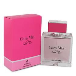 Cara Mia Solo Tu Perfume by Etienne Aigner 3.4 oz Eau De Parfum Spray