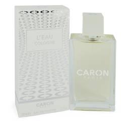 Caron L'eau Cologne Perfume by Caron 3.3 oz Eau De Toilette Spray (Unisex)