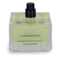 Cordovan Cologne by Banana Republic 3.4 oz Eau De Toilette Spray (New Packaging Tester)