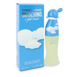 Cheap & Chic Light Clouds Perfume by Moschino 1.7 oz Eau De Toilette Spray