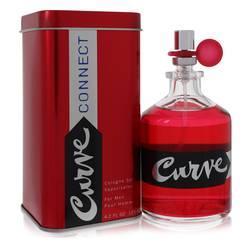 Curve Connect Cologne by Liz Claiborne 4.2 oz Eau De Cologne Spray