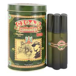 Cigar Commander Cologne by Remy Latour 3.3 oz Eau De Toilette Spray