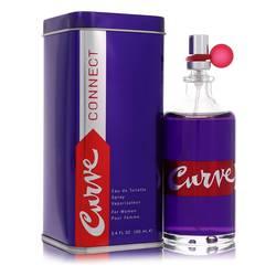 Curve Connect Perfume by Liz Claiborne 3.4 oz Eau De Toilette Spray