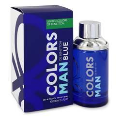Colors De Benetton Blue Cologne by Benetton 3.4 oz Eau De Toilette Spray