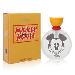 Mickey Mouse Cologne by Disney 1.7 oz Eau De Toilette Spray
