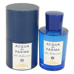 Blu Mediterraneo Cedro Di Taormina Perfume by Acqua Di Parma 2.5 oz Eau De Toilette Spray (Unisex)