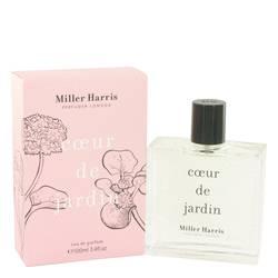 Coeur De Jardin Perfume by Miller Harris, 3.4 oz Eau De Parfum Spray for Women