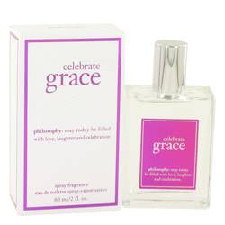 Celebrate Grace Perfume by Philosophy, 2 oz Eau De Toilette Spray for Women