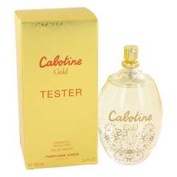 Cabotine Gold Perfume by Parfums Gres 3.4 oz Eau De Toilette Spray (Tester)