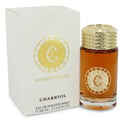 Charriol Infinite Celtic Perfume by Charriol 3.4 oz Eau De Toilette Spray