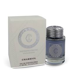 Charriol Infinite Celtic Cologne by Charriol 3.4 oz Eau De Toilette Spray