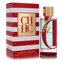 Ch L'eau Perfume by Carolina Herrera 3.4 oz Eau De Toilette Spray