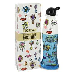 Cheap & Chic So Real Perfume by Moschino 3.4 oz Eau De Toilette Spray