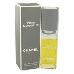 Chanel Men Cologne by Chanel 3.4 oz Eau De Toilette Spray