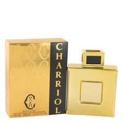 Charriol Royal Gold Cologne by Charriol, 3.4 oz Eau De Parfum Spray for Men