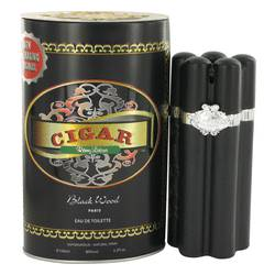 Cigar Black Wood Cologne by Remy Latour 3.3 oz Eau De Toilette Spray