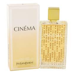 Cinema Perfume by Yves Saint Laurent 3 oz Eau De Toilette Spray