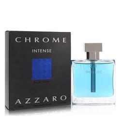 Chrome Intense Cologne by Azzaro 1.7 oz Eau De Toilette Spray