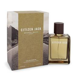 Citizen Jack Michael Malul Cologne by Michael Malul 3.4 oz Eau De Parfum Spray
