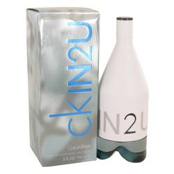 Ck In 2u Cologne by Calvin Klein 5 oz Eau De Toilette Spray (Damaged Box)