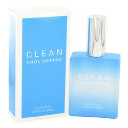 Clean Cool Cotton Perfume by Clean 2.14 oz Eau De Parfum Spray