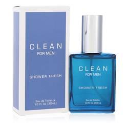 Clean Shower Fresh Cologne by Clean 1 oz Eau De Toilette Spray