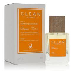 Clean Reserve Solar Bloom Perfume by Clean 1.7 oz Hair Fragrance (Unisex)