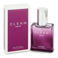 Clean Skin Perfume by Clean 1 oz Eau De Parfum Spray