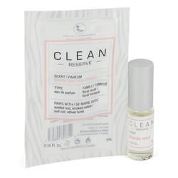 Clean Blonde Rose Perfume by Clean 0.1 oz Vial (sample)