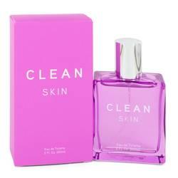 Clean Skin Perfume by Clean 2 oz Eau De Toilette Spray