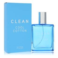 Clean Cool Cotton Perfume by Clean 2 oz Eau De Toilette Spray