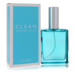 Clean Shower Fresh Perfume by Clean 2 oz Eau De Parfum Spray