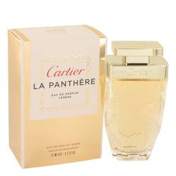 Cartier La Panthere Perfume by Cartier 2.5 oz Eau De Parfum Legere Spray