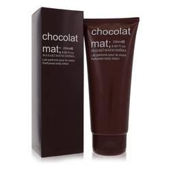 Chocolat Mat Perfume by Masaki Matsushima 6.65 oz Body Lotion