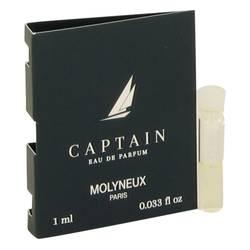 Captain Cologne by Molyneux 0.03 oz Vial (sample)