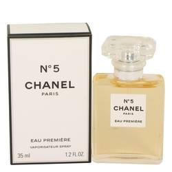 Chanel No. 5 Perfume by Chanel 1.2 oz Eau De Parfum Premiere Spray