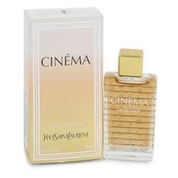 Cinema Perfume by Yves Saint Laurent 0.27 oz Mini EDT