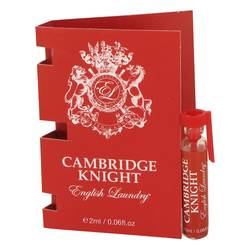 Cambridge Knight Cologne by English Laundry 0.06 oz Vial (sample)