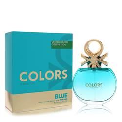 Colors Blue Perfume by Benetton 2.7 oz Eau De Toilette Spray