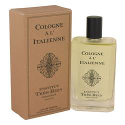 Cologne A L'italienne Perfume by Institut Tres Bien 3.4 oz Eau De Parfum Spray